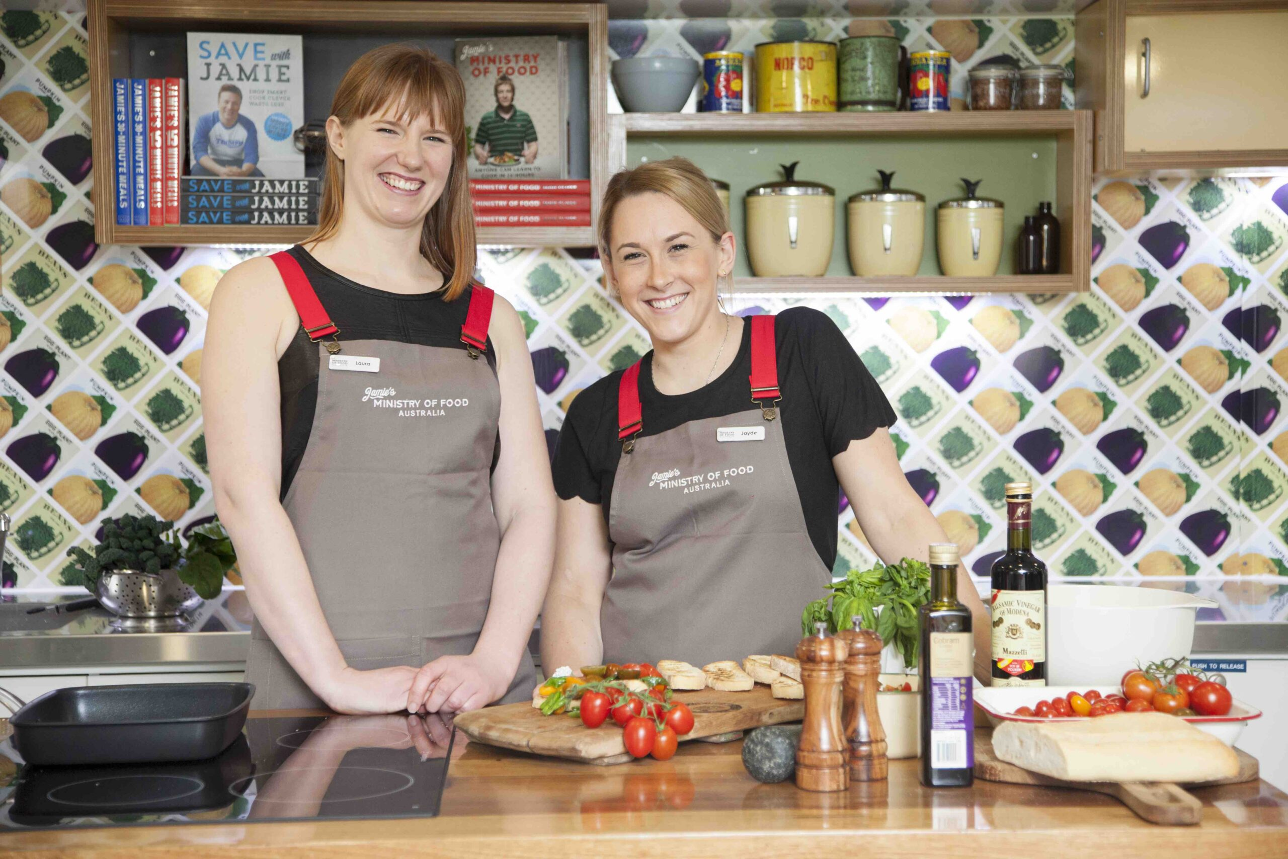 Jamie's Ministry of Food Australia has online cooking classes running all over Australia these school holidays!
