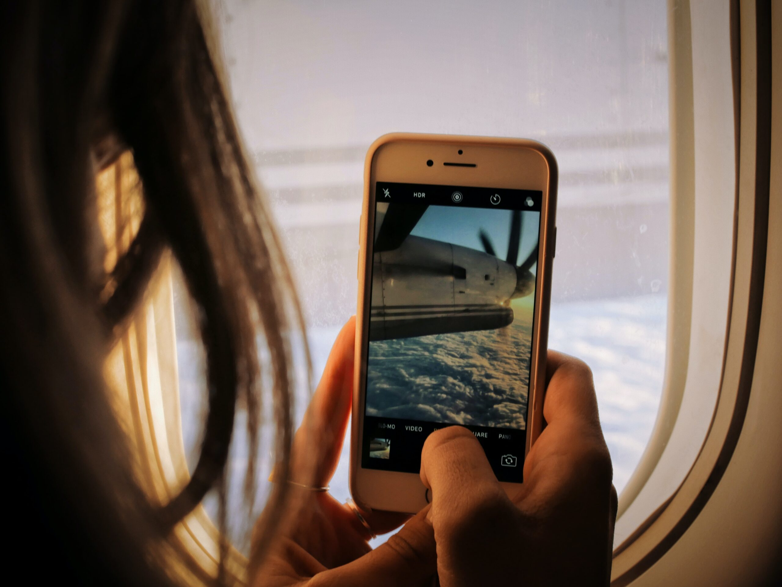 A cracked screen during holiday! How to prevent and fix